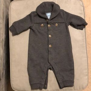 BabyGap One Piece Gray Outfit